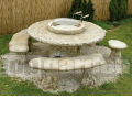 Zahradní gril 05 - Kamelot