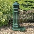 Zahradní vodovodní sloupek PISA zelený