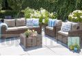 Zahradní nábytek California 3 seater set CS 212507