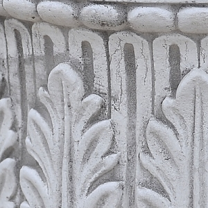 szürke patina
