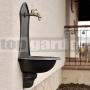 Záhradné umývadlo Siena antik bronz 2712