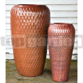 Amfora Circe Red Copper 90cm