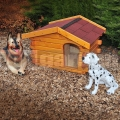 Búda pre psa Malá Luxus