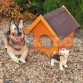 Kutyaház Mini klasik