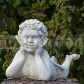Ördög szobor A49