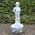 Kaspó Kisfiú szoborral ba 192