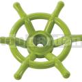 Gyerek hajókormány lime-zöld