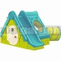 Gyerek játszóház csúszdával Funtivity 220147 Keter
