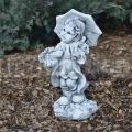 Kislány esernyővel szobor ba 145