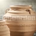 Faistos 70 terrakotta virágkaspó