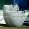 Szökőkút Comallo 48 Granit Grey