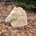 Lófej szobor 073a