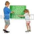 Játszó panel Labirintus szögletes