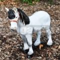Fehér ló szobor A34