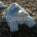 Teknősbéka szobor Nagy