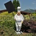 Szakács szobor A145