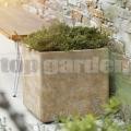 Virágcserép Cavan 37 Old Stone Brown