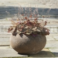 Virágcserép Celbridge 37 Old Stone Brown