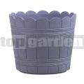 Kvetináč Country 24 cm fialový 515259
