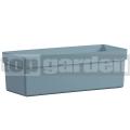 Muskátli virágláda 50cm kék City Classic 517527