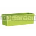Muskátli virágláda 50cm zöld City Classic 514319