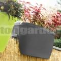 Korlát virágcserép My City Garden granit 515389