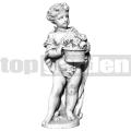 Virágárusleány szobor A68
