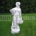 Virágárusnő szobor ba 70