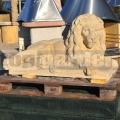 Ballra fekvő oroszlán 037b
