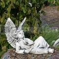 Fekvő angyal szobor ba 189