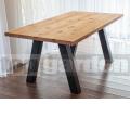 Masszív asztal Gerlach