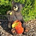 Medve szobor M220