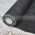 Netkaná textília 3,2m čierna