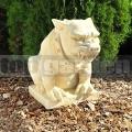 Buldog kutya szobor 299a