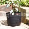 Műanyag virágcserép Smithy 35cm 239021