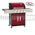 Gázkerti grill Triton piros 12961 Landmann