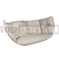 Kacper függő fotel párna - cappuccino színű