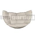 Zosia függő fotel párna - cappucino színű
