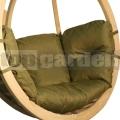 Zosia függő fotel párna - olíva színű