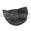 Zosia függő fotel párna - szürke színű
