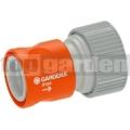 """Profi rendszerű átmeneti elem vízmegállítóval 19 mm (3/4"""") Gardena 2814-20"""