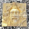 Fali dísztábla Dionüszosz