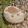 Teknősbéka dombormű 20-25 cm