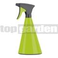 Szórófejes flakon Loft zöld 513319