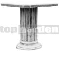 Szürke beton asztal S5