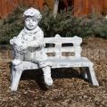 Padon ülő fiú szobor ba 61