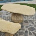 Kerti beton asztal SK1