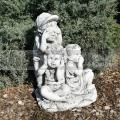 Három gyerek szobor ba 231