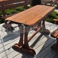 Kerti asztal SM1