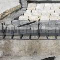 Stratený obrubník 78 mm